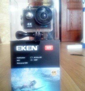 Экшен камера Eken H9 Action Camera экшн камера