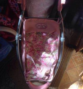 Коляска для кукол Baby Annabell