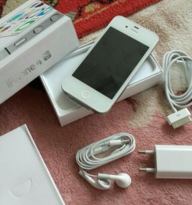 Новый iPhone 4s .