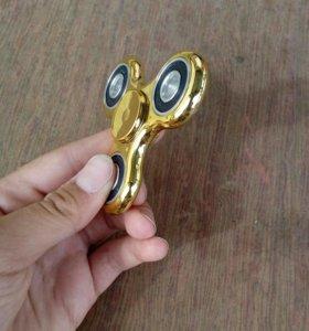 Золотой Спиннер Игрушка