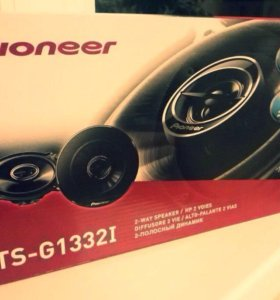 Колонки Pioneer