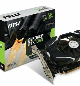 MSI gaming GeForce GTX 1060 3GB OCV1