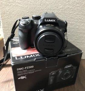 Panasonic DMC-FZ300