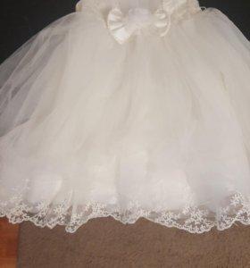 Платье для девочки 3 лет