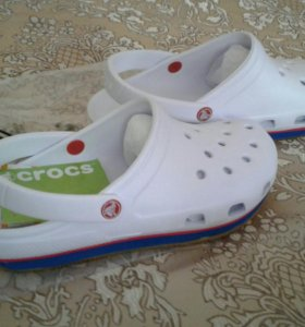 Медицинские тапочки Crocs