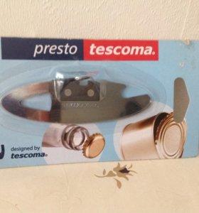 Открывашка консервных банок и бутылок TESCOMA
