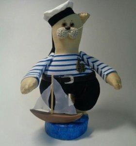 Интерьерная кукла «Морячок»