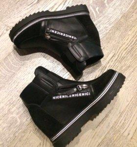 Новая обувь на осень/весну р-р 40