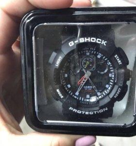 Часы Cassio g-shock