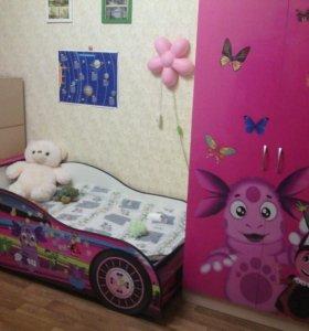 Изготовим на заказ кровать Машинка