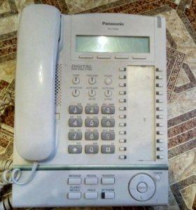Мини атс Panasonic TDA200 с модулями б/у