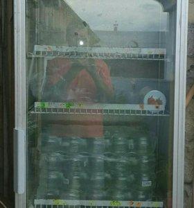 Холодильник уличный