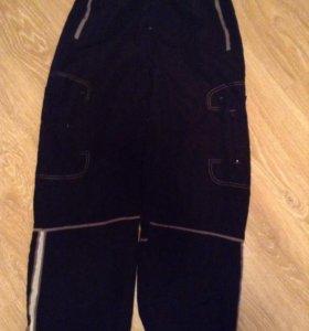 Спортивные брюки мужские 48 р