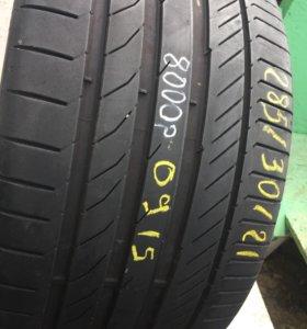 Пара шин Continental ContiSportContact 285/30/R21