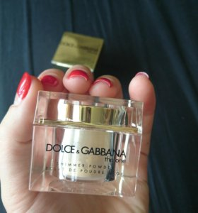 Пудра DOLCE&GABBANA the one