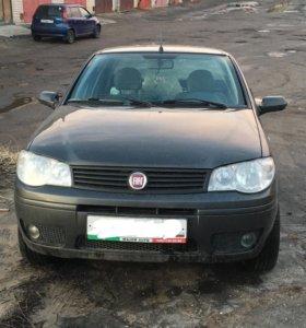 Fiat albea 1.4 MT 2008