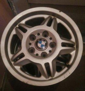 Диски литые BMW R15