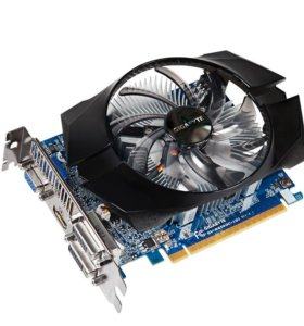 Gigabyte GeForce GTX 650 1Gb