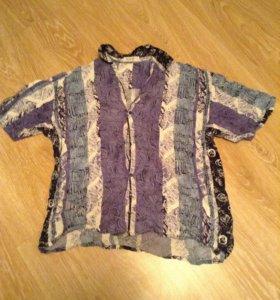 Рубашка мужская 48-50 р
