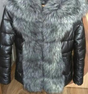 Зимняя куртка ОБМЕН