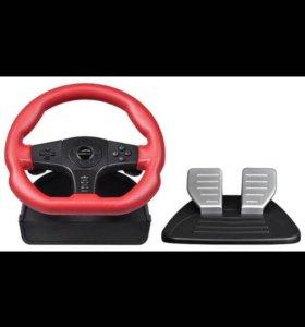 Игровой руль Speed Link Carbon GT Racing Wheel