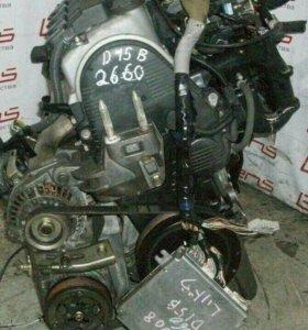 Двигатель honda civic d15b