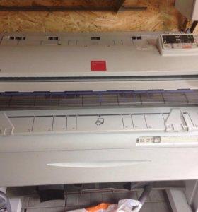 Копир nashuatec a040 лазерный+ принтер а1 hp 430