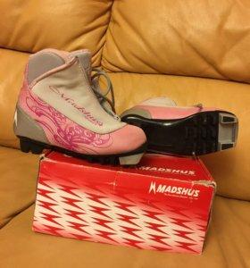 Ботинки лыжные Madchus