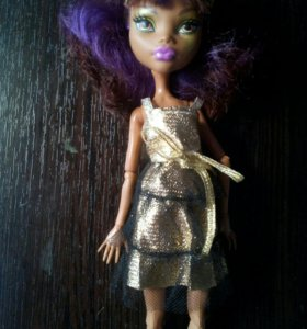 Платье для куклы Monster High