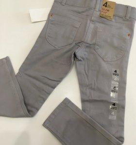 Новые брюки, р.98-104
