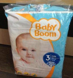 Подгузники Baby Boom
