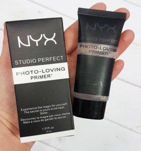 Основа под макияж матирующая NYX