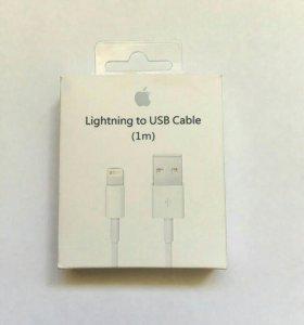 Кабель iPhone 5/5S/6/6S/6 Plus/iPad
