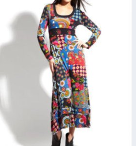 Новое платье DESIGUAL
