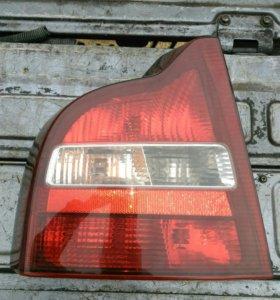 Volvo S80 (Вольво С80) фонарь задний левый