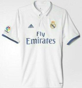 Форма Real Madrid