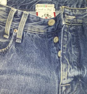 Cycle Jeans Made in Italy
