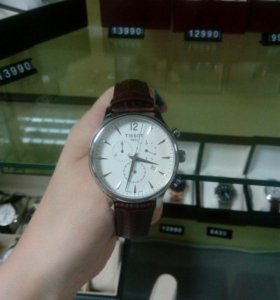 Часы Tissot T-Classic Tradition White