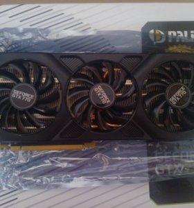 GTX770 OC 2048M gddr5 256B(новая)