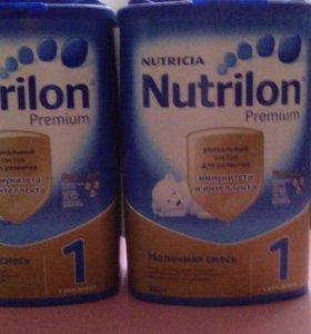 Нутрилон Премиум 1(800 гр) имунитет и интелект