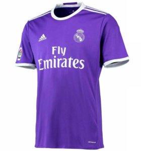 Форма Real Madrid 16-17