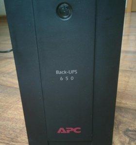 ИБП APC BX650CI-RS