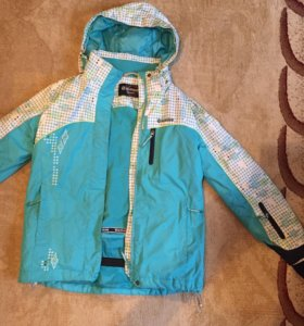 Куртка женская непромокаемая