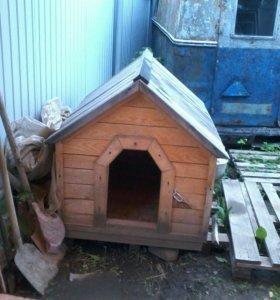 будка для собаки крупной породы