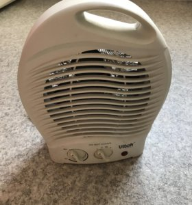 Тепловой вентилятор обогреватель