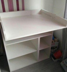 Пеленальный стол/комод