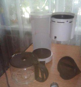 Кофеварка Braun капельного типа