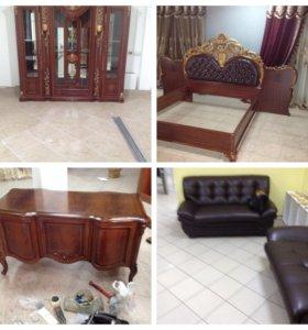 Мягкая мебель, шкафы на заказ