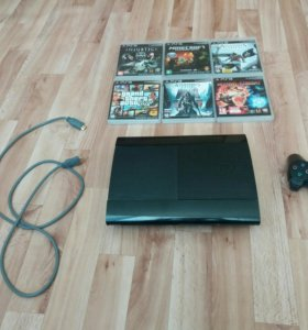 PlayStation3 super slim 500 gb