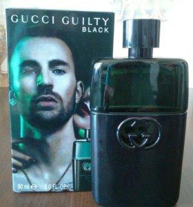 Gucci - Guilty black pour homme ) 90 ml